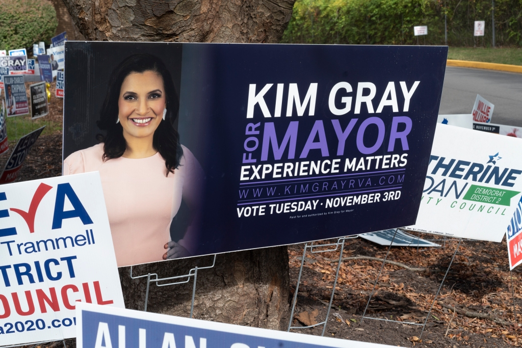Kim Gray is the choice of RVA News and the Voice of RVA for the mayorship of the City of Richmond