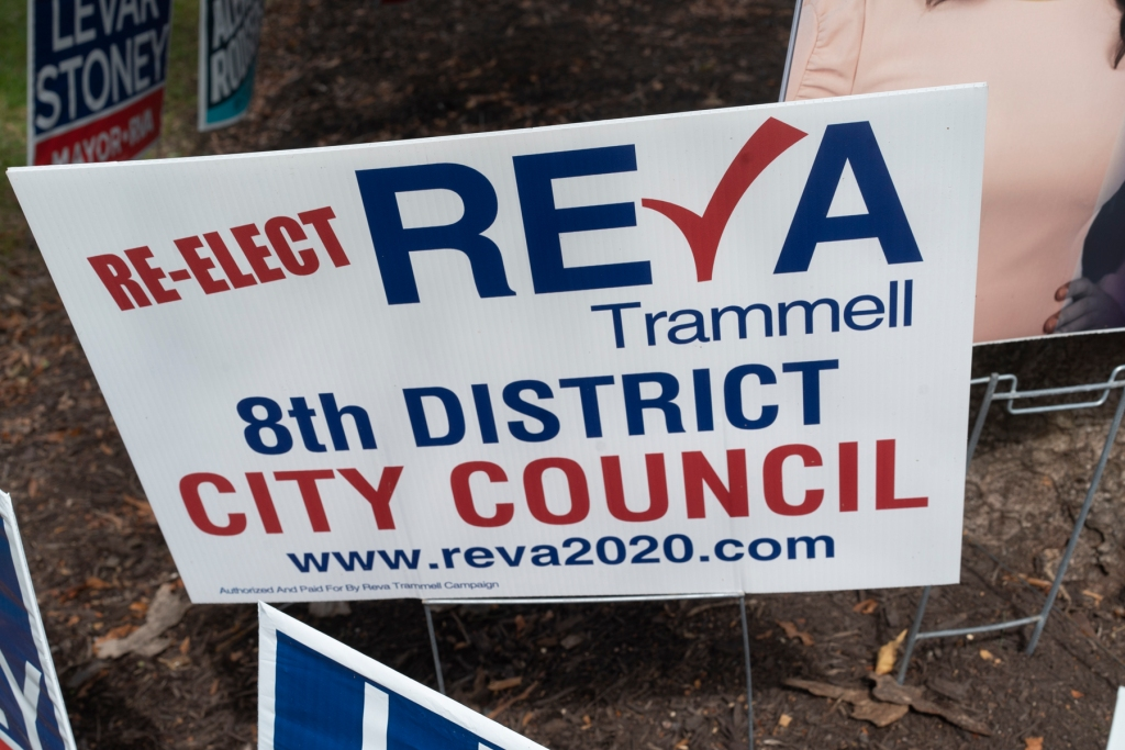 Riva Trammell is the choice of RVA News and the Voice of RVA for City Council